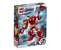 LEGO Marvel Iron Man-robot 76140
