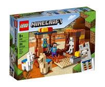 LEGO Minecraft Handelsstedet 21167