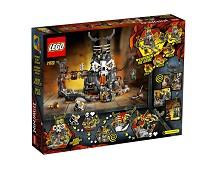 LEGO Ninjago Skalleheksemesterens fangehull 71722