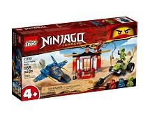 LEGO Ninjago Stormjager-oppgjør 71703