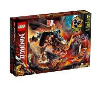 LEGO Ninjago Zanes minoskapning 71719