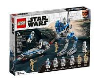 LEGO Star Wars Klonesoldater fra 501. Legion 75280