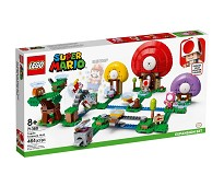 LEGO Super Mario Toads skattejakt 71368