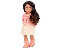 Maricela, dukke med krøllete hår - Our Generation