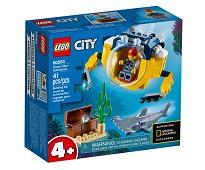 LEGO City Mini-ubåt 60263