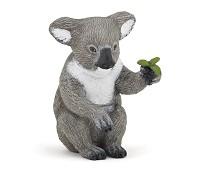 Koala miniatyrfigur - Papo