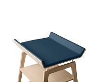 Mørkeblått trekk til Linea stellebord - Leander