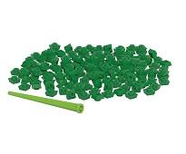 Pixelperler 150 stk, grønn - BiOBUDDi