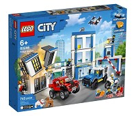 LEGO City Politistasjon 60246