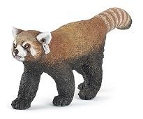 Rød panda miniatyrfigur - Papo