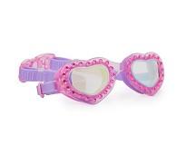 Rosa svømmebriller, hjerter