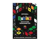 Rubiks spennende tankenøtter, aktivitetsbok