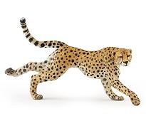 Gepard miniatyrfigur - Papo