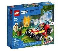 LEGO City Skogbrann 60247