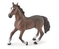 Stor hest miniatyrfigur - Papo