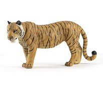 Tiger miniatyrfigur - Papo