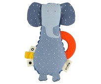 Tyggeleke, myk elefantbamse - Trixie