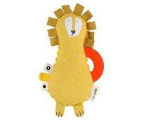 Tyggeleke, myk løvebamse - Trixie