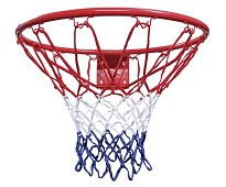 Basketkurv med nett