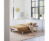 Wood dagseng 120, hvit