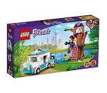 LEGO Friends Dyrlegens sykebil 41445
