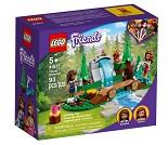 LEGO Friends Fossefall i skogen 41677