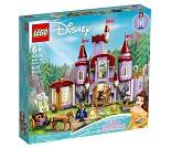 LEGO Disney Belle og Udyrets slott 43196