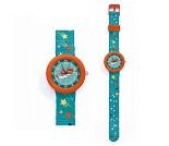 Armbåndsur med superheltmotiv - Djeco