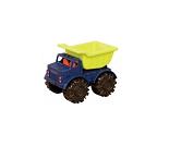 Lastebil i plast, blå