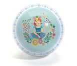 Ball med blomster, 22 cm - Djeco