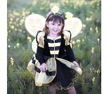 Bie, vinger og hårbøyle, kostymetilbehør