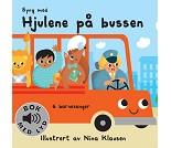 Hjulene på bussen, bok med lyd