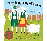 Syng med - Bæ bæ lille lam, bok med lyd