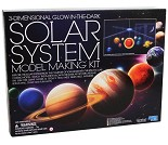 Hobbysett, bygg solsystemet