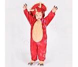 Kostyme, Triceratops dinosaurdrakt