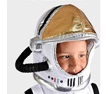 Kostyme, astronauthjelm