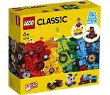LEGO Classic, Klosser og hjul 11014