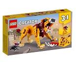 LEGO Creator Vill løve 31112