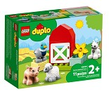 LEGO DUPLO Dyra på bondegården 10949