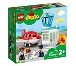 LEGO DUPLO Fly og flyplass 10961