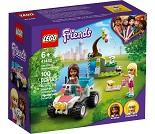 LEGO Friends Dyreklinikkens firehjuling 41442