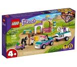 LEGO Friends Hestetrening med utstyr 41441