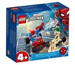 LEGO Marvel Oppgjør Spider-Man og Sandman 76172