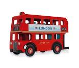 London buss, lekebil i tre - Le Toy Van