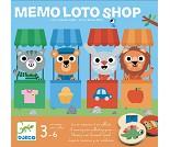 Lotto, butikk - Djeco