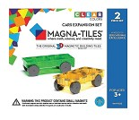 Magna-tiles, biler, 2 stk