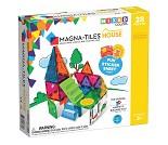 Magna-tiles, hus, 28 pcs
