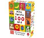 Mine 100 første ord, aktivitetsspill - Egmont