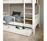 Seaside hvit uttrekksseng til Seaside sengene