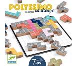 Polyssimo Challenge, logikkspill - Djeco